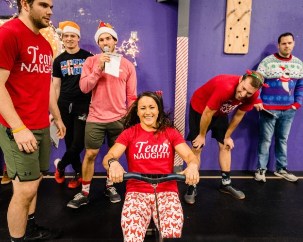 How to Program and Run a 12 Days of Christmas Workout